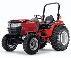3016 4WD Shuttle Mahindra Tractor